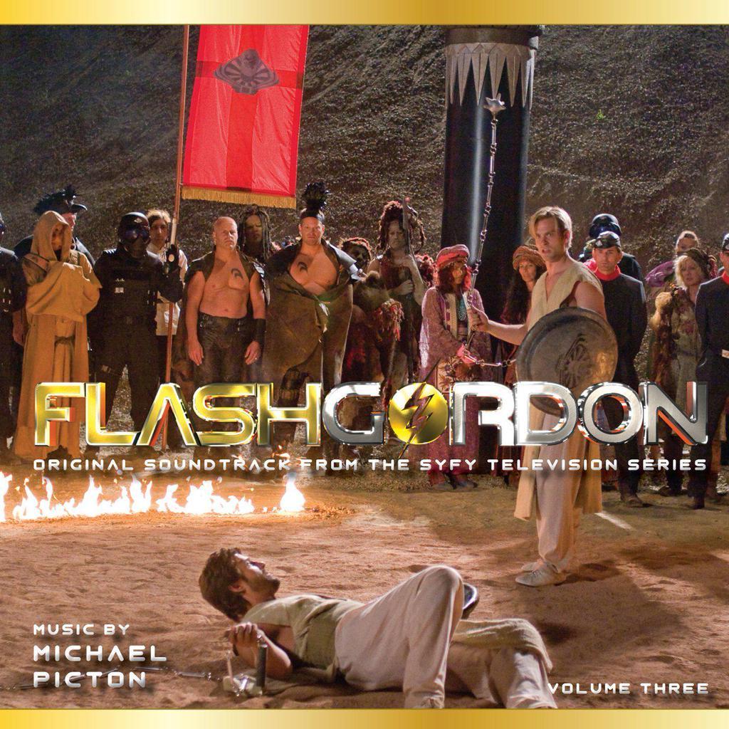 Flash Gordon vol3 CD
